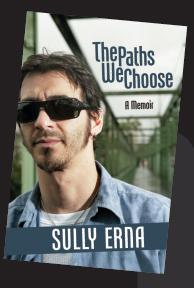 The Paths We Choose - Новая книга вокалиста Godsmack Салли Эрны.